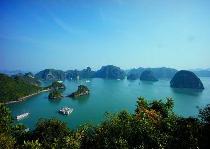 Най-доброто от Виетнам и Камбоджа