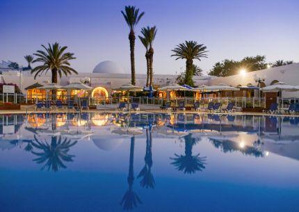 Тунис 2021, хотел SHEMS HOLIDAY VILLAGE & AQUAPARK 4*